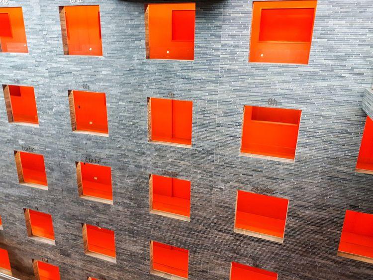 Architecture Built Structure Textured  No People Orange Color Beeld En Geluid The Week On EyeEm