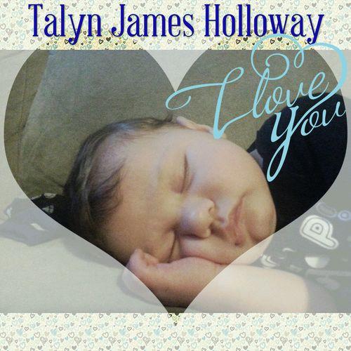 My Nephew Sleeping Baby  Baby Font Studio