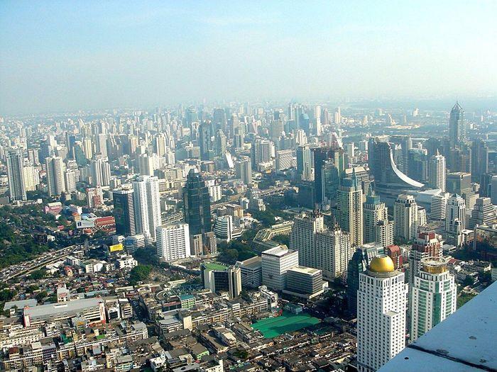 In Bangkok Bangkok Bangkok Thailand. Bangkok City Bangkok Thailand Bangkok View Bayoke Sky Baiyoke Tower Baiyoke Sky Baiyoketower