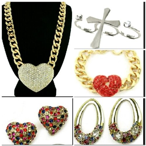 "VDAY13 Collection on NikkiesKorner.com use code ""VDAY"" for 25% off till Feb 4 while supplies last!"