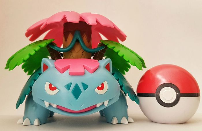 Toy Photography venusaur Venusaur pokemon Pokemon Go Pokedex Macro samsung s7 Samsung Galaxy S7 italy 003