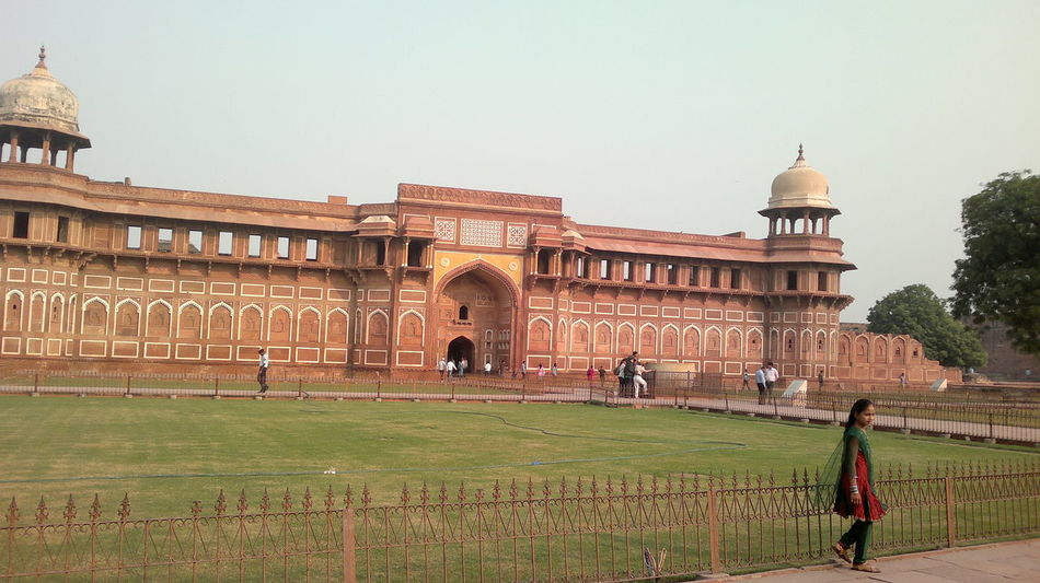 Beautiful Culture Historical Building India Landmark Landscape MughalStyle Seeing The Sights Wonderful