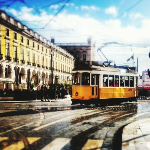 Foto de mi viaje a Lisbon de fin de año First Eyeem Photo