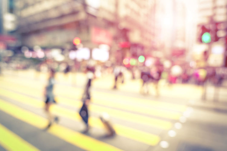Blurred defocused abstract background of people walking on zebra crossing with vintage marsala filter - Crowded Nathan Road street in Hong Kong city center during rush hour in urban business area Action Blur Blurry Cityscape Busy Road Center Commuters Concept Crowd Crowded Flow  Focus Group Hong Kong Hurry Nathan Road New York NYC Outdoors Pedestrian Rush Hour Shopping Sidewalk Sunrise Times Square Town Traffic Jam Travel Traveler Tsim Sha Tsui Wander Workers Zebra Crossings Abstract Background Blurred Street City Defocused Bokeh Downtown Buildings Filter Urban Sunset People Walking