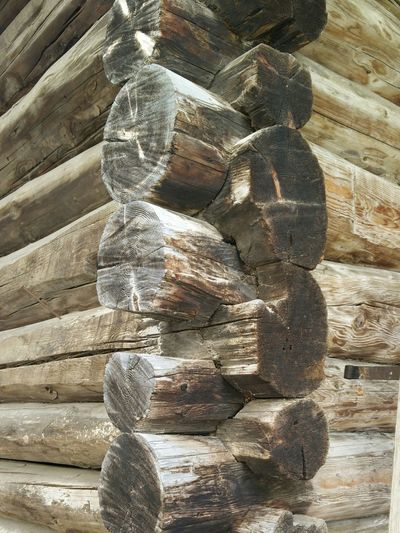 Blochbau Wood - Material Mountain Architecture