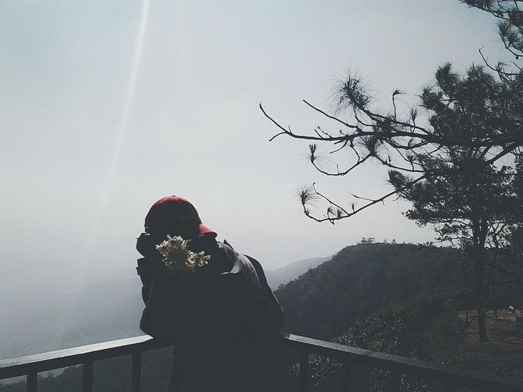 Hanging Out That's Me Fog Over Mountains Skyviewers Flower Hope.✌ Story Of My Life Pray Loneliness Tired :(