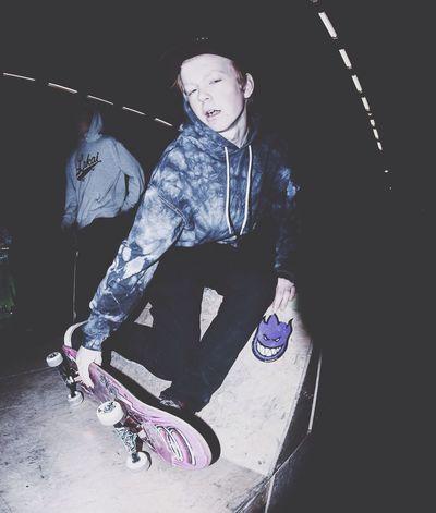 From yesterday's photo session! Skateboarding Tiedye hoodie from - SLOOTHWEAR @ Instagram
