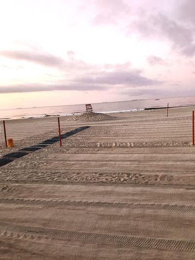 Beach Beach Sky