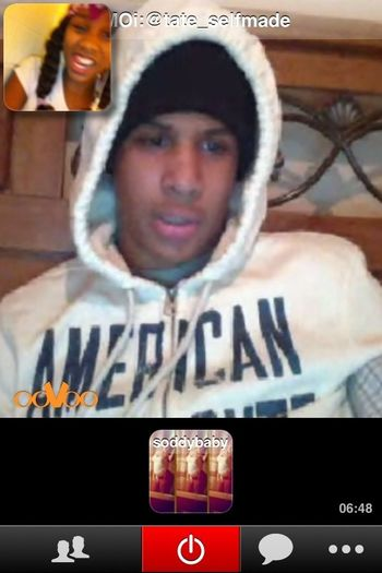 Oovoo Widd Soddy && Shaun(CaughtHimSlippin) But They Was The Geek