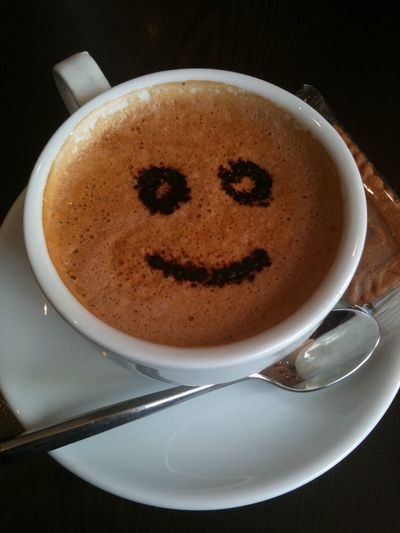 Cappuccino Cappuccino ♥ Coffee - Drink Coffee Art Coffee Cup Coffee Time Coffee ☕ Froth Art Frothy Drink Hot Drink Saucer Smiley Face Smile Coffeeporn Hot Drinks Cappucino Love Cappuccino Break Caffeine Caffeine Addict Food And Drink EyeEm Gallery EyeEm Best Shots EyeEmBestPics Coffee Break Cappuccino Art Visual Feast
