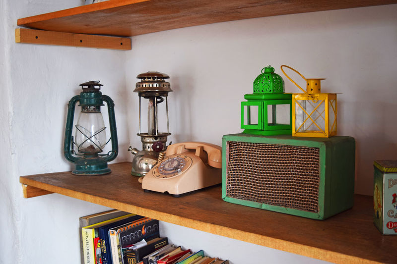 Antiques No People Pasado Radio Ancian Sentimiento Telephone Vintage Wood - Material