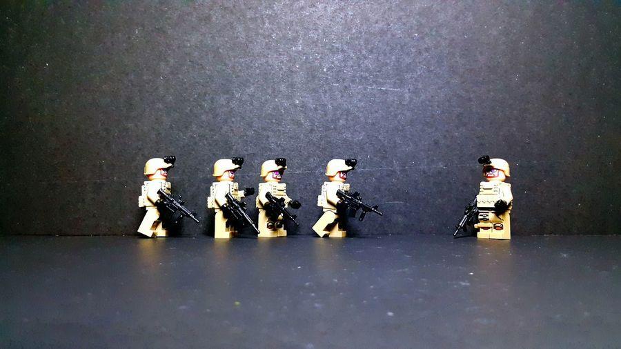 Desert Troops Marines !!! Everythingisawesome LEGO