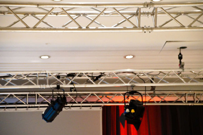 On Stage Stage Stage Light Architecture Arts Culture And Entertainment Boxing Ring Built Structure Ceiling Close-up Coathanger Day Full Length Hanging Indoors  Low Angle View Men Musical On Stage Photography People Real People Stage - Performance Space Stage Costume Stagephotography