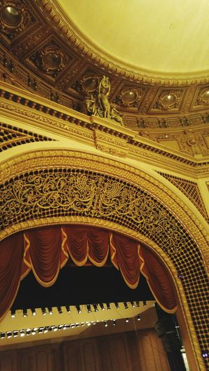 Enjoying Mozart at the Pabst Theatre Milwaukee. Milwaukee Pabsttheater