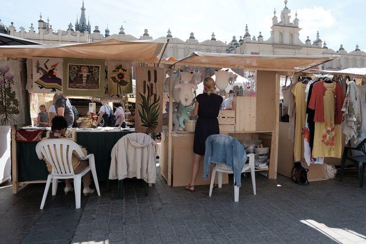 Krakow Market