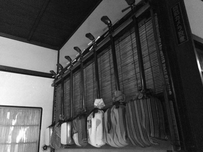 Geisha Japanese Culture Architecture Day Hanging Indoors  Low Angle View Shamisen Mix Yourself A Good Time