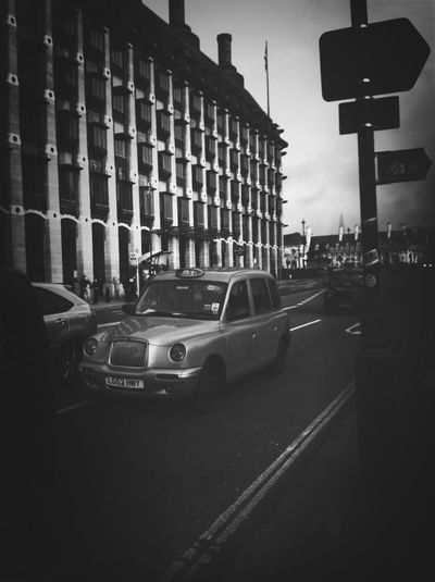 Taxi Bw_collection