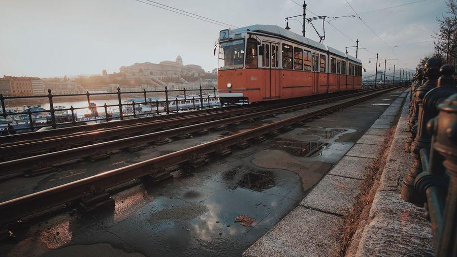 Trams in