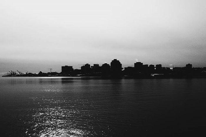 my silhouette city