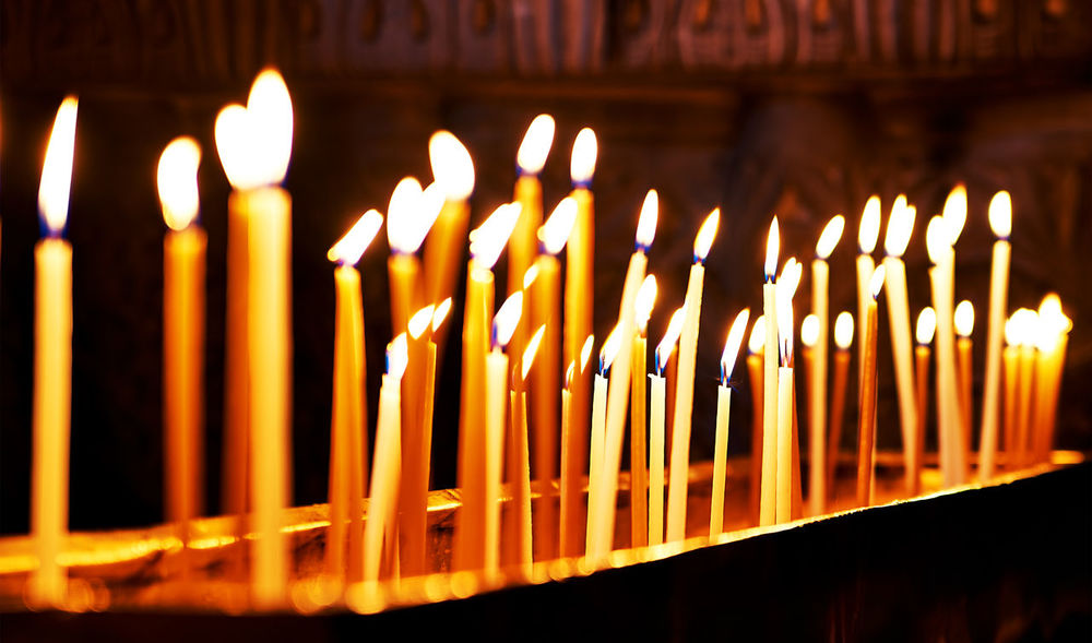 Burning candles Burning Candles Candles Celebration Ceremonial Christianity Christmas Church Cinematic Easter Authentic Burning Candle Celebration Event Ceremony Fire Flame Glowing Holy Illuminated Intimacy Lighting Candles Religion Religious  Sacred Warmth