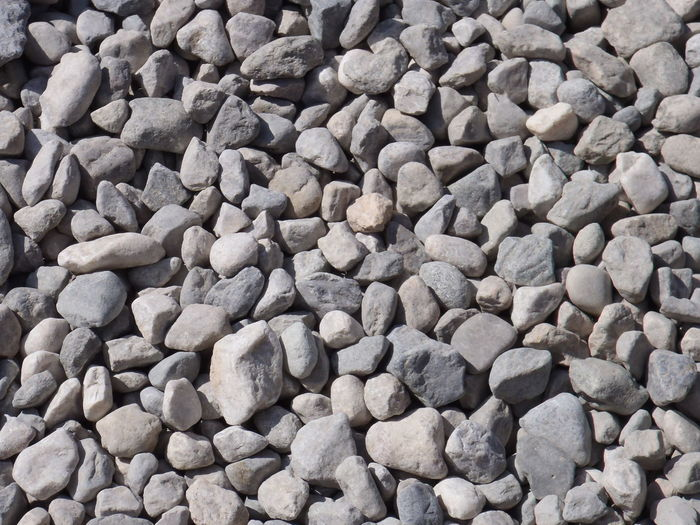 Backgrounds Beauty In Nature Full Frame Gray Rocks Large Group Of Objects Outdoors Pebble River Rocks Rocks Stone Stone - Object