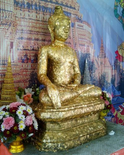 Buddha ststue Photo in wat Thai. Thai Temple Wat Statue Architecture Temple Thailand Photo Thailand Wat Thai Thailand Photos Tods Tada Thai Style Bangkok Thailand City Life History Travel Travel Destinations Backgrounds Bangkok Thailand. Tourism Tradition