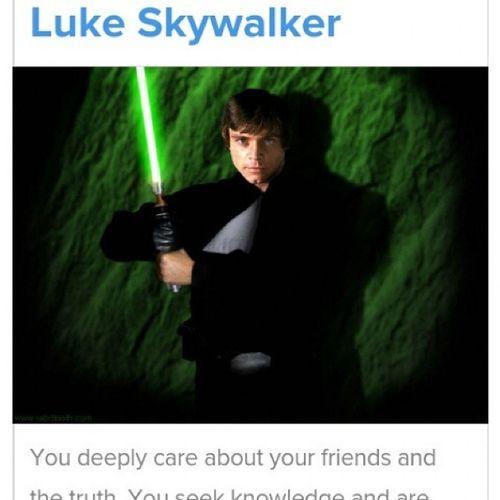 Took the StarWars which character are you quiz... Im Luke Mothafuckin Skywalker..!! Jedi Knight....pretty damn accurate quiz..... Jediknight Lukeskywalker MayTheForceBeWithyou Universalconnections instaquote instafame instagood instagrammy TheJediKnightRidesOn StarboyStyle Starboy CauseImAStar ★★★★★★★★★★★★★★★