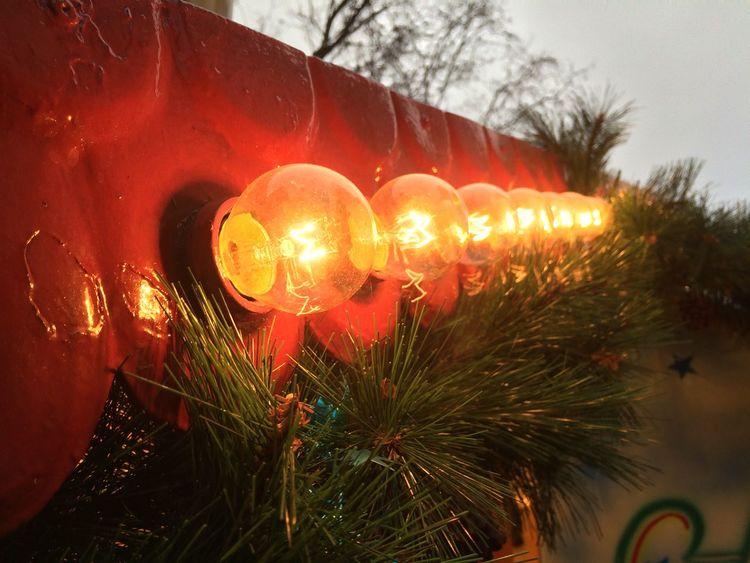 Christmas Lights Kitsch Oder Kunst