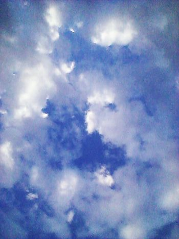 Blue Beauty In Nature Scenics Tranquility Low Angle View Sky Backgrounds Tranquil Scene Full Frame Cloudscape Cloud - Sky Nature White Cloud Majestic Environment Sky Only Day Heaven Meteorology