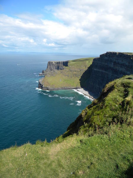 Beautiful Beautiful Nature Cliffs Cliffs Of Moher  Coast Enjoying The View Explore Exploring Ireland Landscape Landscapes Nature Ocean On The Road Shore Travel Travel Photography Traveling Travelling Travelphotography Trip Wandering Wanderlust