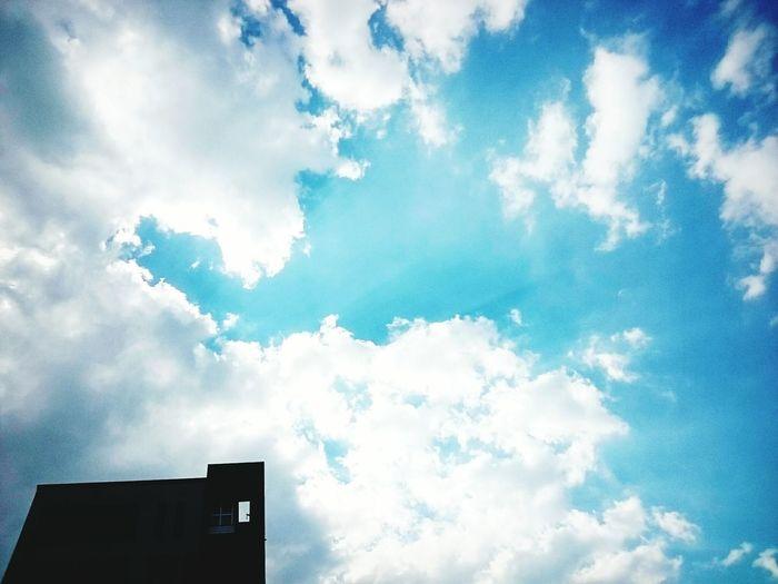 Glitch Sky Cloud Sony Xperia Z Ultra