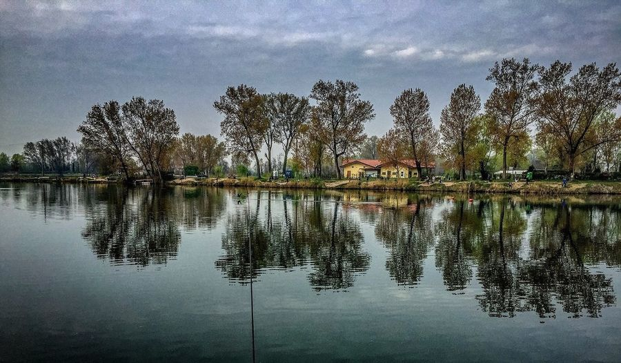 Lake Lake Life Pescador Pesca Panoramic Panorama Panoramashot Panoramic View Relaxing Panoramic Photography Italy