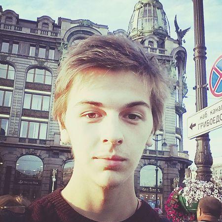 Питер People Peterburg Man