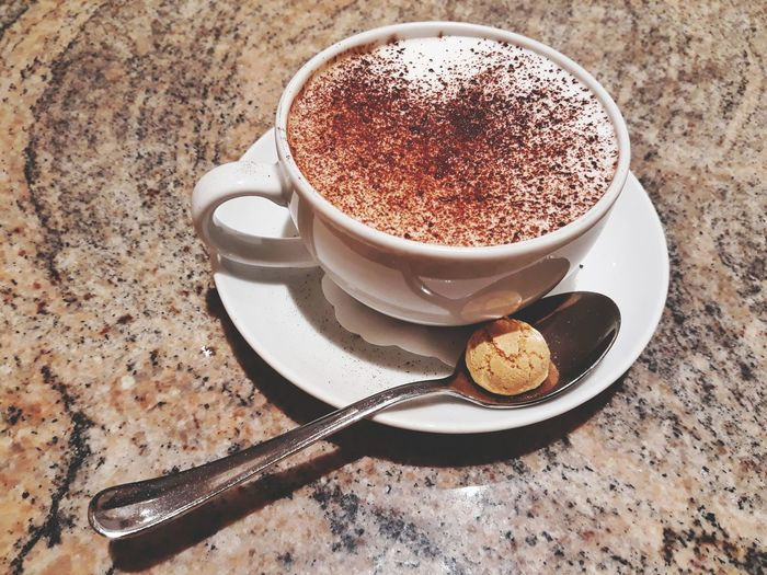 Cappuccino with
