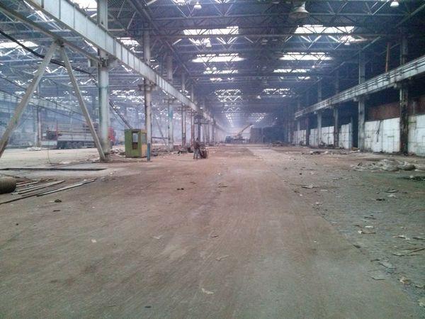 завод Odessa,Ukraine