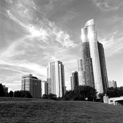 Chicago Citybnw Thosecloudstho