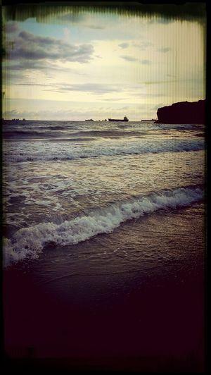 颱風前 Sea