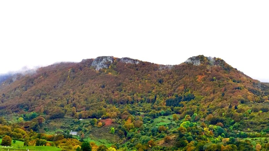 IPhoneography Auvergne Enjoying The View Autumn