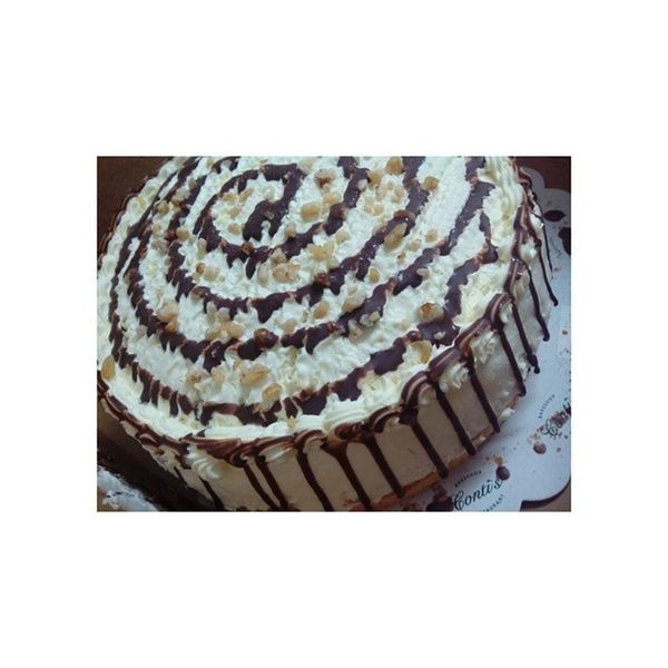 Stage 3. Goodmorning'Choco Walnut! ? Fathersday Familyday Continuous HappyTummy Sweettooth
