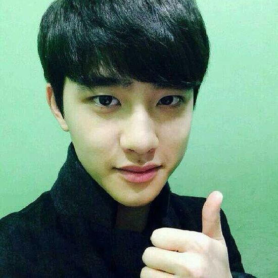 嘟嘟生日快乐嘤 ♥ HappyKyungsooDay HappyDyoDay Happy22ndKyungsooDay ActorKyungsooDay EXODyoDay