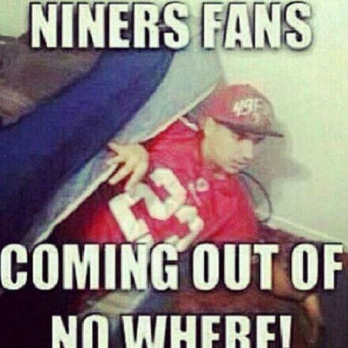 #49ers #bandwagon