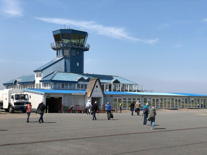 airport sylt