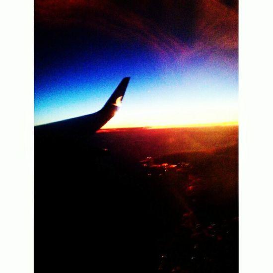 Anadolujet Günbatımı