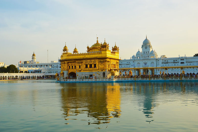 Golden temple - amritsar, punjab the golden temple, also known as harmandir sahib, india