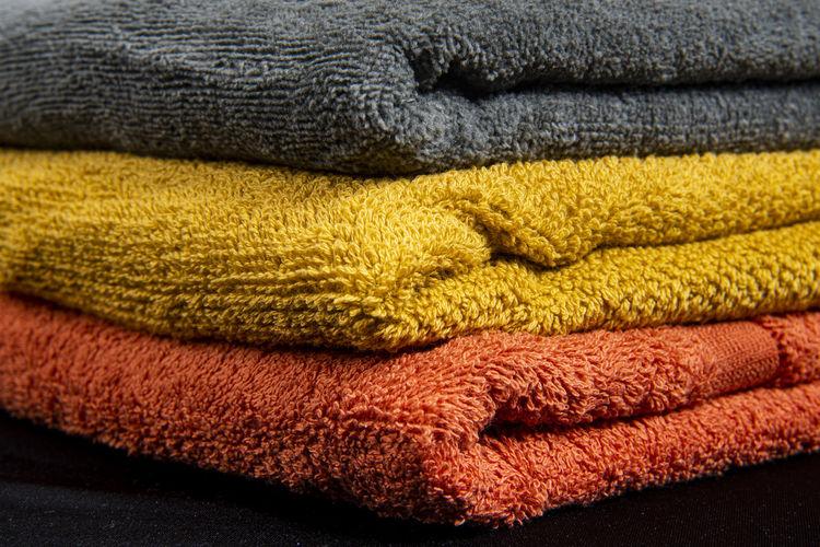 Full frame shot of towel