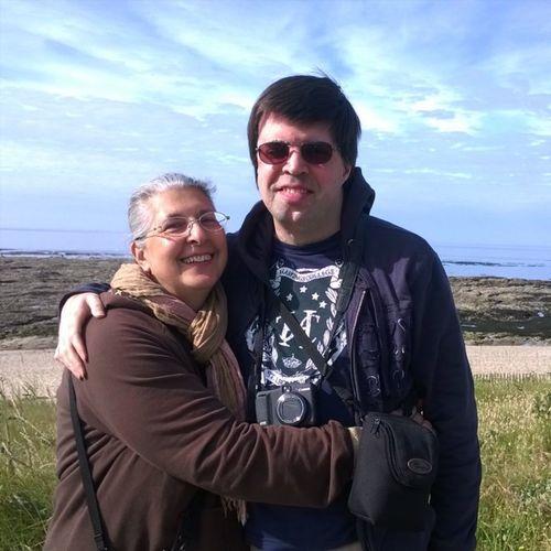 A la Mer avec Maman