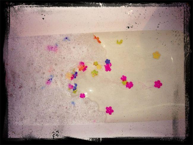 Primavera en mi bañera