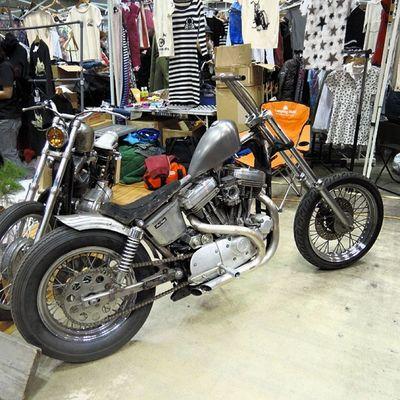 Hcs2013 Harleydavidson Sportster Chopper bobber