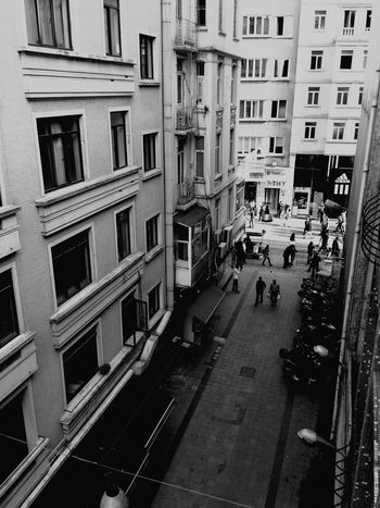 2014 Istanbul Istiklal Caddesi Streetphotography_bw Streetphotography