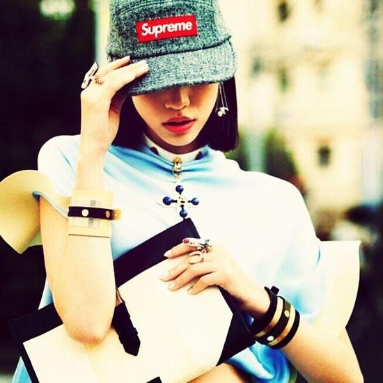 Fashion Supreme 水原希子